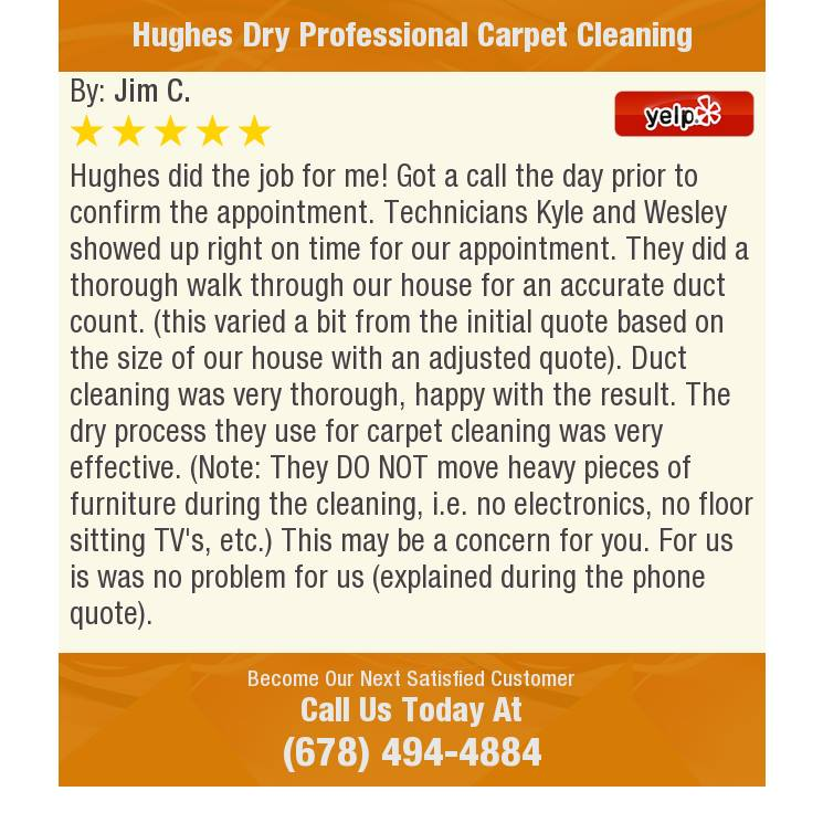 Safety Of The Product Or Cleaning Hughes Dry Carpet